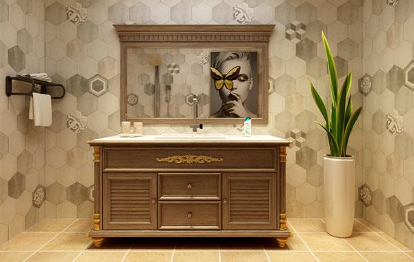 上海全铝浴室柜系列